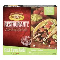 Old El Paso Restaur Carne Bift Taco Kit