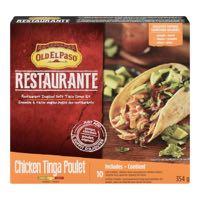 Old El Paso Restaur Tinga Chic Taco Kit
