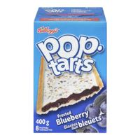 Poptarts Frost Blueberry Toas Past