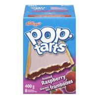 Poptarts Frost Raspberry Toas Past