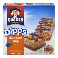 Quaker Dipps Rainbow Spar Ch Bar