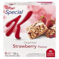 Special K Strawb Cereal Bar