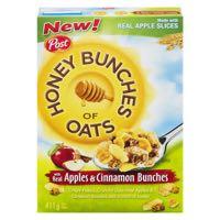 Honbuno Apple Cinnam Bunch Cer