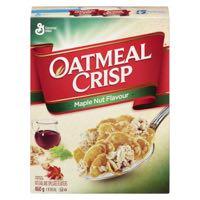 Oat Crisp Maple Nut Cer