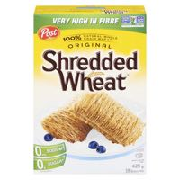 Shred Wht 100Perc Wh Wheat 18 Cook Cer