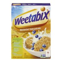 Weetabix Whole Wheat Cer