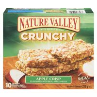 Natval Apple Crips Grano Bar
