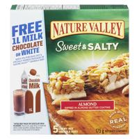 Natval Swsalty Almond Ch Bar