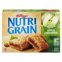 Nutri Grain Apple Cinnamon Cereal Bar