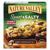 Natval Swsalty Dark Choc Ch Bar