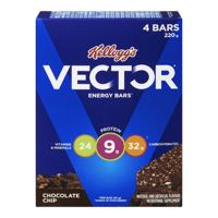 Vector Choc Chip Bar Energy