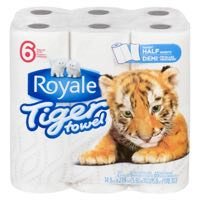 Royale 70Sh 2Pl Tiger Paper Towel