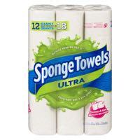 Spngtowel 120Sh Ult Paper Towel