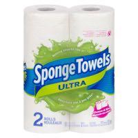 Spngtowel 80Sh Ult Paper Towel