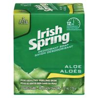 Irishspr Soap Bar Aloe