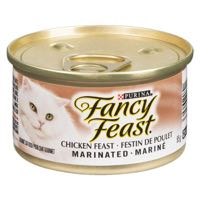 Fancy Feast Marinat Chic Feast Cat Food