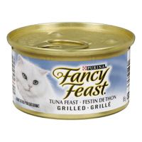 Fancy Feast Tuna Feast Cat Food