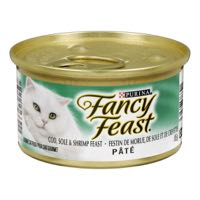 Fancy Feast Co Sol Shr Cat Food