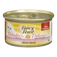 Fancy Feast Del Ched Chse Chic Cat Food