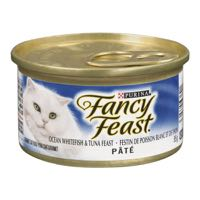 Fancy Feast Fish And Tuna Cat Food