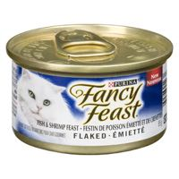 Fancy Feast Flaked Shrimp Cat Food