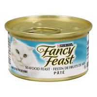 Fancy Feast Seafood Cat Food