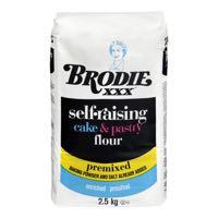 Brodie Flour Self Raising