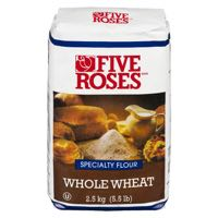 Fiveroses Flour Whole Wheat