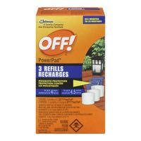 Off Mosquito Lamp Refill Insecticide