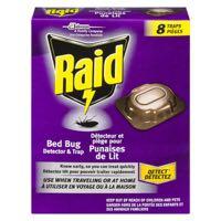 Raid Bed B Trap