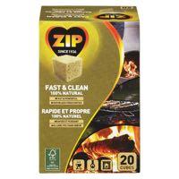 Zip Fast Clean Cube Fir Start