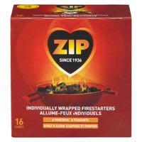 Zip Fast Clean Fire Starter 16