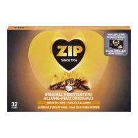 Zip Fire Starter Cube