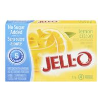Jello Jelly Powder Lemon Light