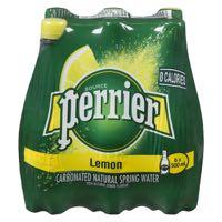 Perrier Lemon Carb Spr Water Btl