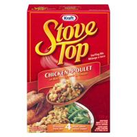 Stovetop Stuffing Mix Chicken