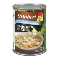 St Hubert Chic Rice 25Perc S Rts Soup