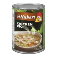 St Hubert Chic Rice R T S Soup