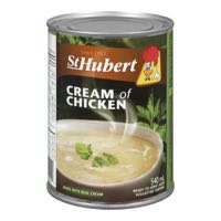 St Hubert Cr Chicken R T S Soup