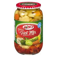 Bicks Hot Mixed Pickle