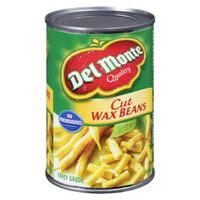 Del Monte Can Veg W Bean Cut Fcy