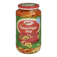 Bicks Pepper Hot Ring