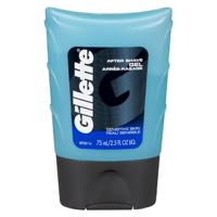 Gillette Aftershave Gel Sen Sk S