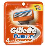 Gillette Fusion Power Rasoir Blade
