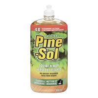 Pines Squirt Mop M Purp Cl