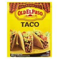 Old El Paso Taco Seas