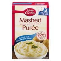 Betty Crockr Butter Herb Mash Pot