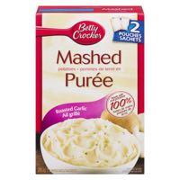 Betty Crockr Grilled Garlic Mash Pot