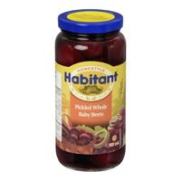 Habitant Whole And Pickled Beet