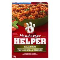Hamhelper Ital Herb Nood Meal